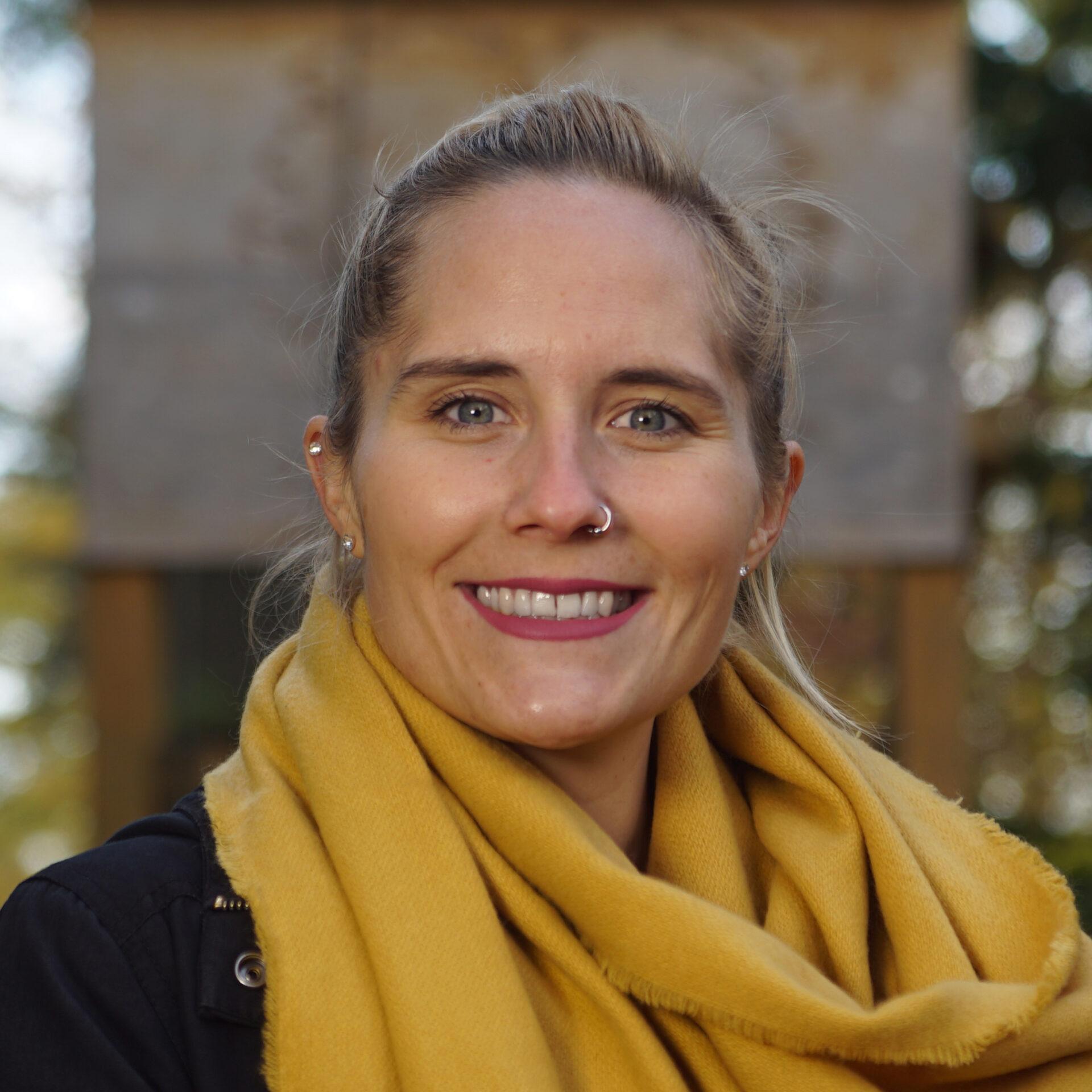Portrait Johanna Seidel